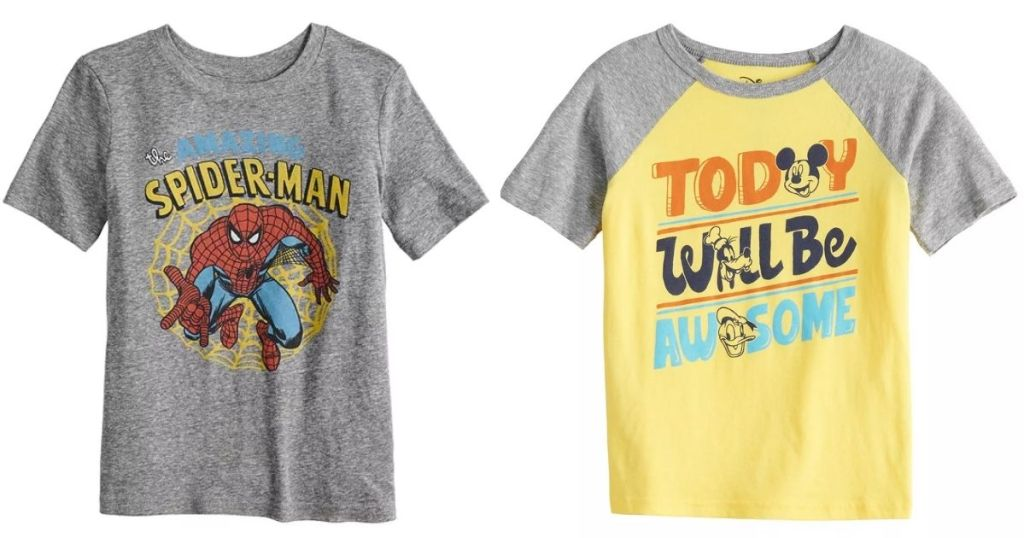 2 Jumping Beans Boys Graphic Tees