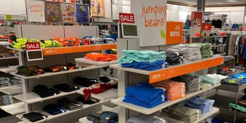 Jumping Beans Kids Clothing from $4.19 at Kohl's + Free Shipping for Select Cardholders