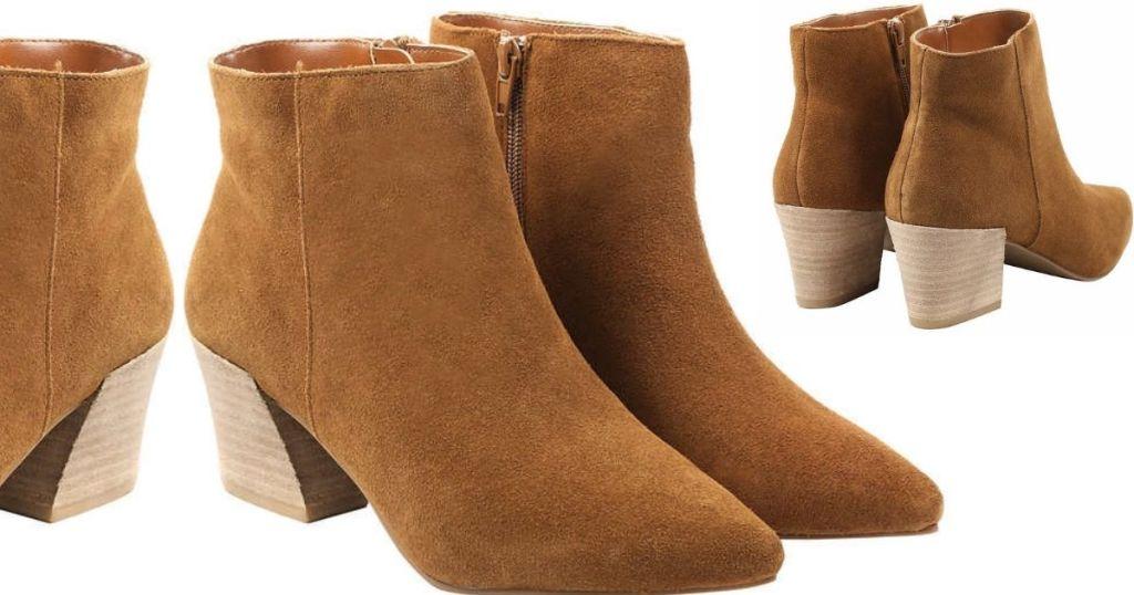 Kensie Boots