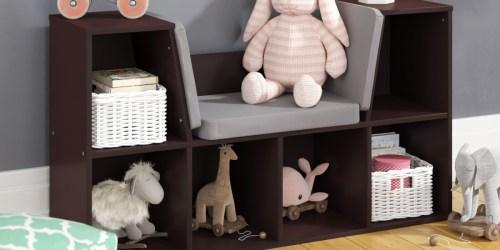 KidKraft Bookcase & Reading Nook Only $83.99 Shipped on Wayfair.com + More Kids Furniture Deals