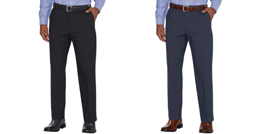 Kirkland Men's Pants in blue or black
