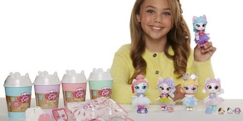 Kitten Catfé Purrista Doll Set Just $4.99 at Amazon (Regularly $10)