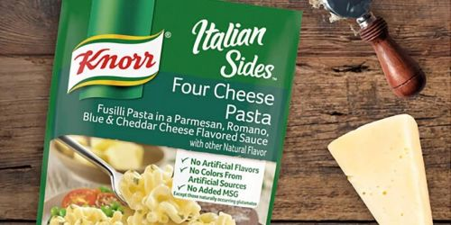 Knorr Pasta Sides 8-Count from $7 Shipped on Amazon | Just 89¢ Each