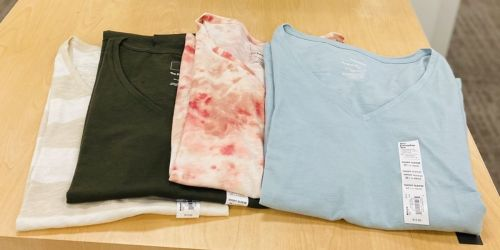 Women's Everyday Tops From $3.84 Shipped for Select Kohl's Cardholders | Today Only