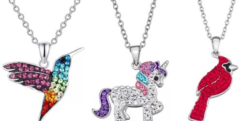 Crystal Necklaces, Earrings, Bracelets & More Just $15 on Kohls.com (Regularly $50)