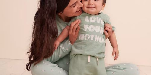 Up to 65% Off LC Lauren Conrad Mommy & Me Apparel + Free Shipping for Select Kohl's Cardholders