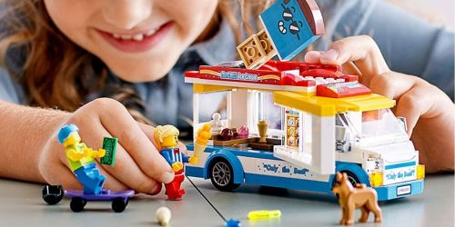 LEGO City Ice-Cream Truck Only $15.99 on Amazon | Save on Other Fun Sets