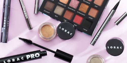 Up to 60% Off LORAC Cosmetics on Kohl's.com | Lip Gloss, Blush, Highlighters, & More