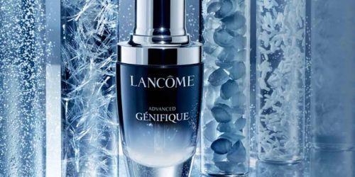 FREE Sample of Lancôme Advanced Génifique Face Serum