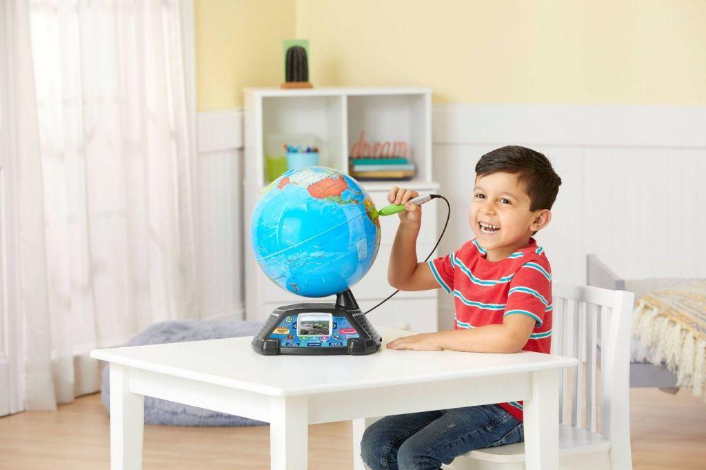 LeapFrog Globe