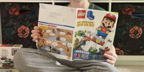 Free LEGO Life Magazine Subscription (for Kids Ages 5-9) | Reader Fave!