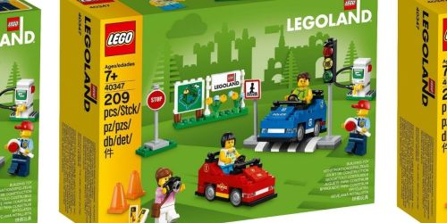 NEW LEGO Legoland Building Sets From $14.99 on Target.com