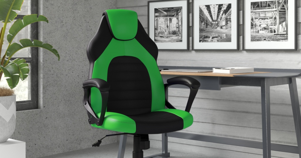 Lifestyles Solution Gaming Chair in office setting