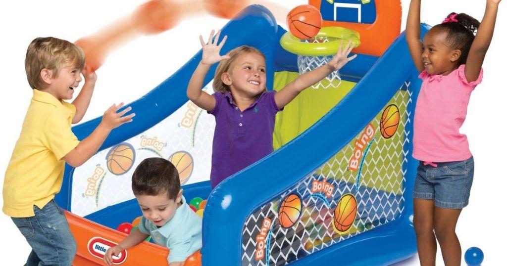 Little Tikes Hoop it up activity center