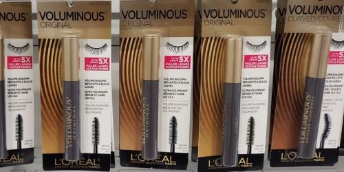 $4 Worth of L'Oreal Paris Coupons to Print + CVS Deal Idea