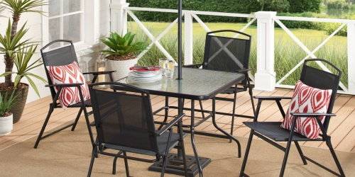 Mainstays 6-Piece Outdoor Patio Set Only $149.98 Shipped on Walmart.com + More Patio Furniture