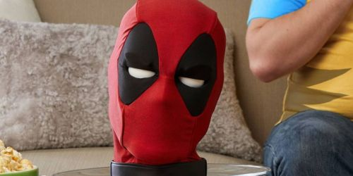 Marvel Legends Deadpool Interactive Head Only $49.99 Shipped on Target.com (Regularly $100)