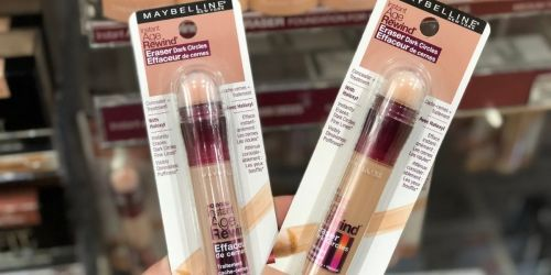 Maybelline Instant Age Rewind Concealer Only $5 Shipped on Amazon (Regularly $8)