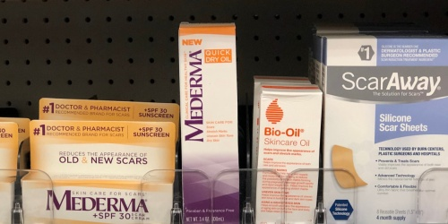 FREE Mederma Quick Dry Oil After Cash Back & CVS Rewards (Regularly $15)