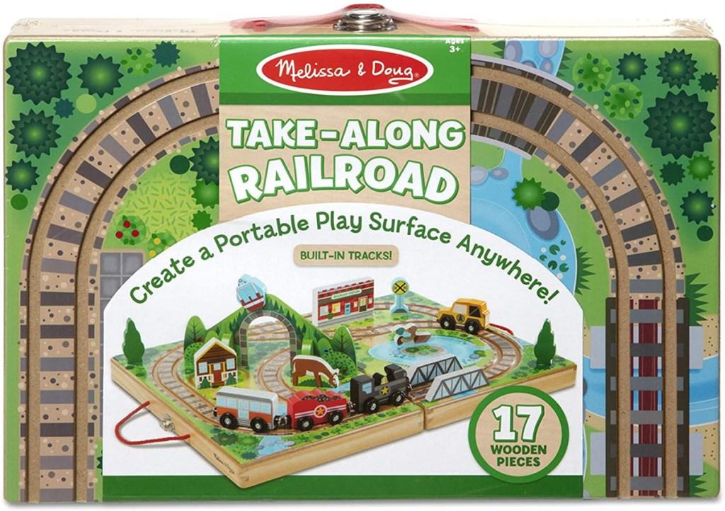 take along railroad set