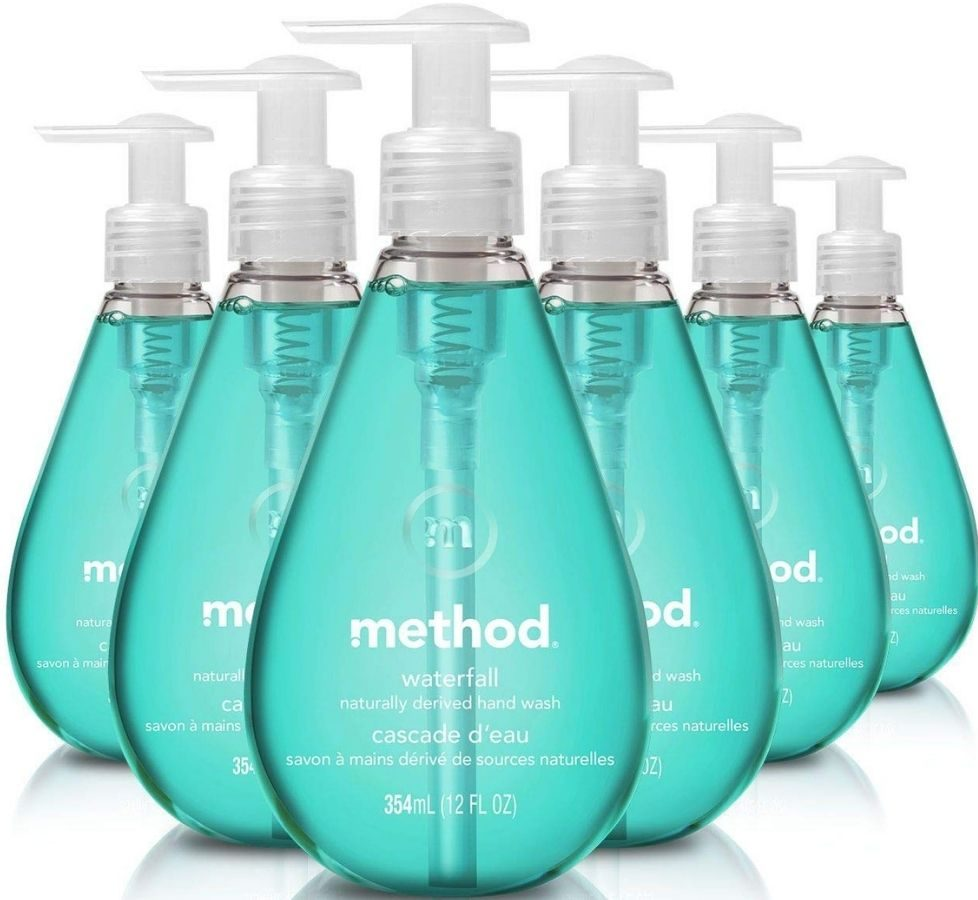 Method Waterfall Hand Soap 6-pack
