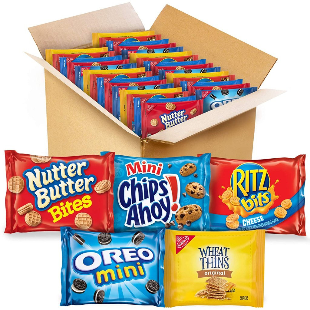 Nabisco Cookies and Crackers
