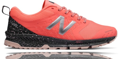 New Balance Women's Trail Running Shoes Just $44.99 Shipped (Regularly $75)