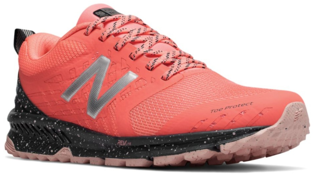 new balance nitrel trail shoes