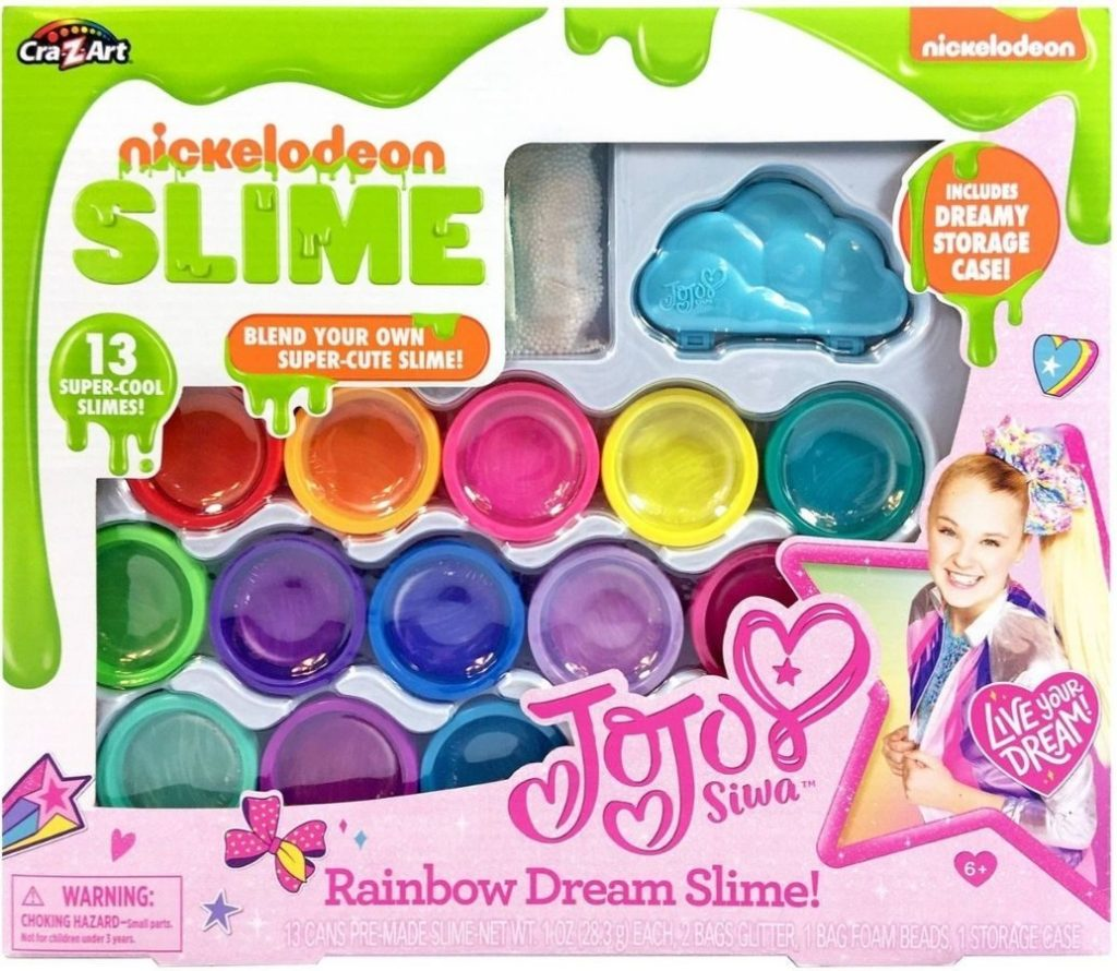 Nickelodeon JoJo Siwa Slime
