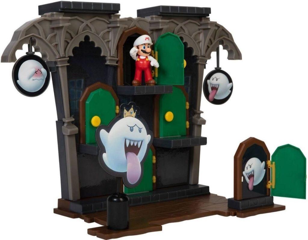 Nintendo Mario Castle Toy