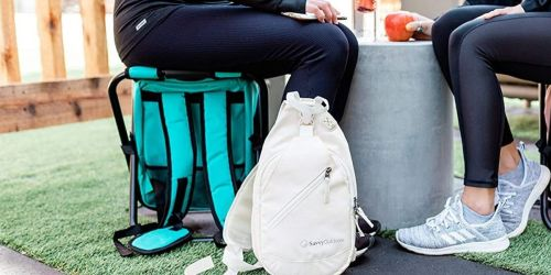 Ultralight Backpack Cooler Chair Only $24 Shipped for Amazon Prime Members (Regularly $43)