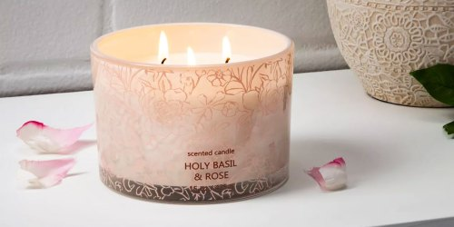 Opalhouse 3-Wick Candles Only $5 on Target.com (Regularly $10)
