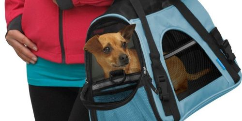 Soft-Sided Pet Carrier Only $13.99 on Target.com (Regularly $21)