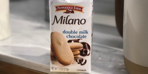 Pepperidge Farm Milano Cookies Bags 3-Count Only $6.78 Shipped on Amazon | Just $2.26 Each