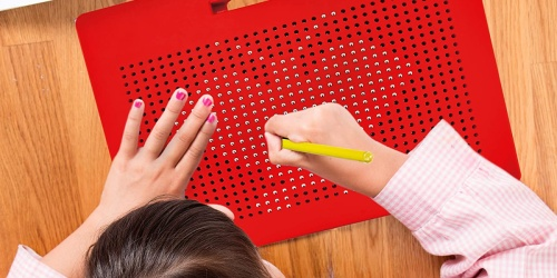 PicassoTiles Magnetic Drawing Board Set Only $11 on Zulily.com (Regularly $40)