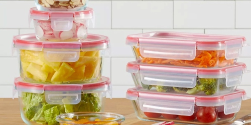 Pyrex 16-Piece Food Storage Set Only $29.99 Shipped on Macys.com (Regularly $80)