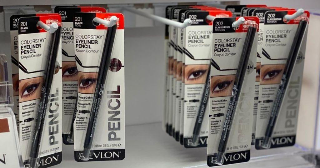 Revlon ColorStay Eyeliner on display in store