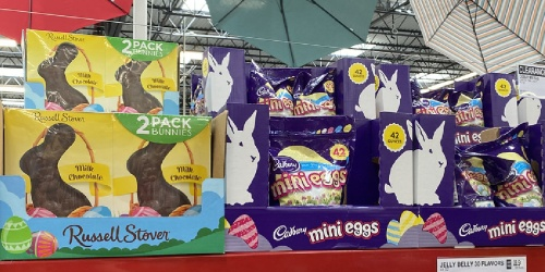 Easter Candy Clearance from $4.91 at Sam's Club | Cadbury, Hershey's, Reese's & More