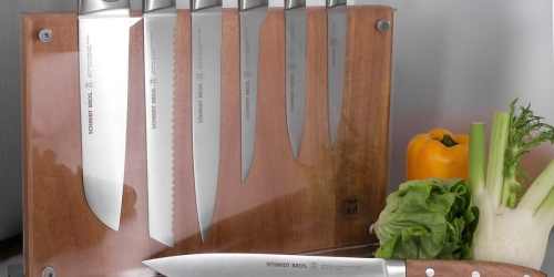Schmidt Brothers 10-Piece Knife Block Set Only $59.97 Shipped on Costco.com (Regularly $300)