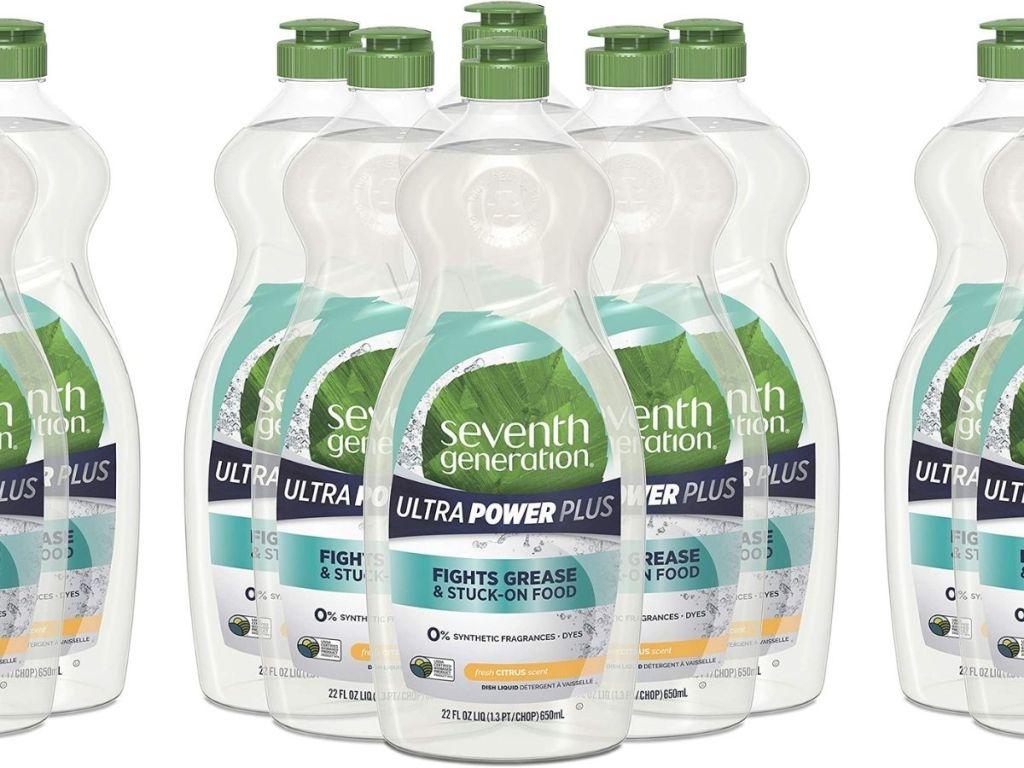 Seventh Generation Ultra Power Plus Dish Soap