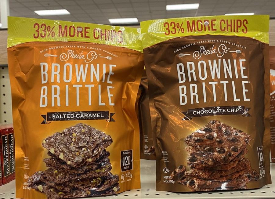 Sheila G's Brownie Brittle 5oz