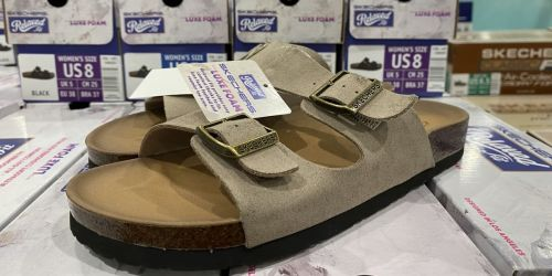Skechers Ladies Footbed Sandals Only $15.99 at Costco