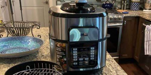 Bella Multi-Cooker Only $79.99 Shipped on BestBuy.com (Reg. $180) | Air Fry, Slow Cook & More!