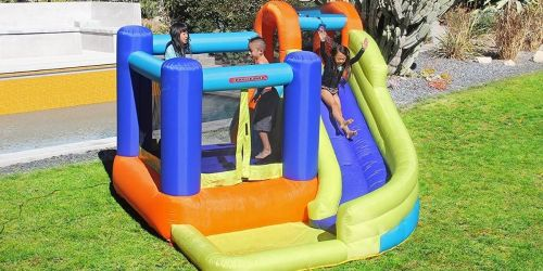 Inflatable Water Slide Only $179.99 on Zulily (Regularly $300)