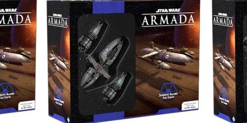 Star Wars Armada Game Starter Set Only $66.99 Shipped on Amazon (Regularly $100)