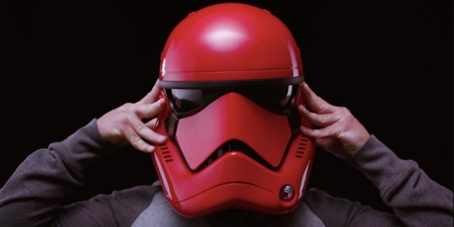 Star Wars The Black Series Electronic Helmet Only $59.99 Shipped on Target.com (Regularly $100)