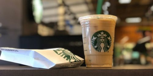 Starbucks Grande Handcrafted Beverage & Pastry Only $5 at Starbucks Kiosks (Target, Kroger, & More)