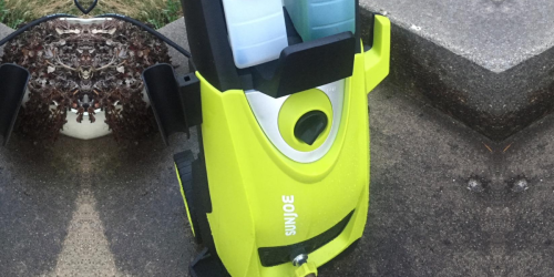 Sun Joe Electric Pressure Washer Just $129.99 Shipped on Amazon (Regularly $200)