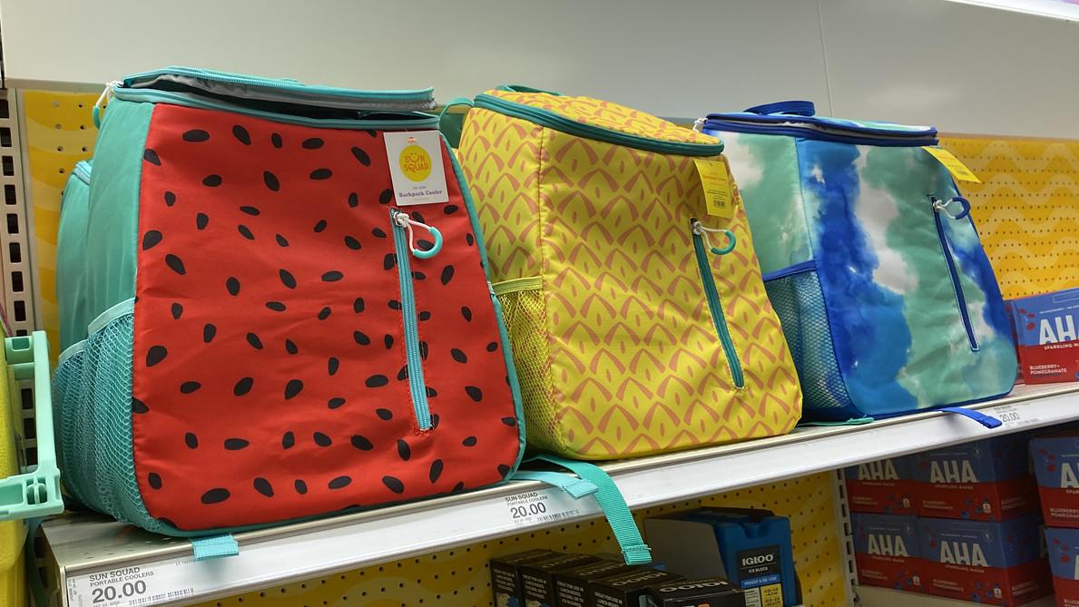 Sunsquad Backpack Coolers