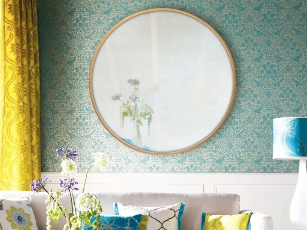 project 62 large decorative mirror